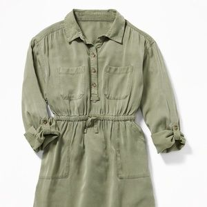 Old navy army dress